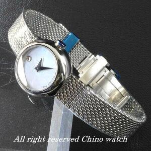 MOVADODotスイス製クォーツM80.110.1042Sミュージアムウォッチミュージアムダイアル腕時計時計P23Jan16