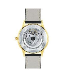 スイス製モバド自動巻きM0606874.8107L腕時計時計P23Jan16
