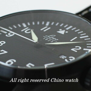 ドイツ時計ラコクォーツクロノグラフパイロットLacopilot861917Detroit