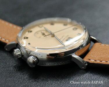 IronAnnieドイツ製アイアンアニー5940-3QZデュアルタイムカッパードイツ時計腕時計送料無料