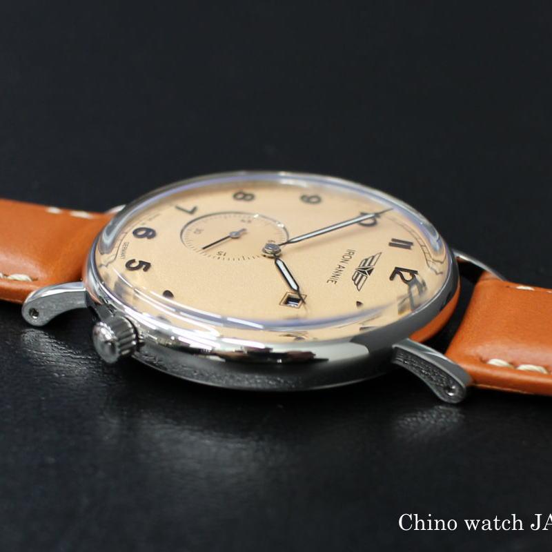 ドイツ製 アイアンアニー IRON ANNIE AMAZONAS 5934-3QZ クォーツ ドイツ時計 腕時計