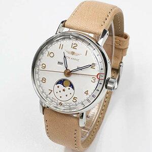 ドイツ製アイアンアニーIRONANNIEAMAZONAS5977-1QZトリプルカレンダームーンフェイズクォーツドイツ時計腕時計送料無料