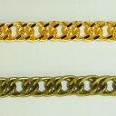 鉄チェーン ST-186 1m ゴールド ロジウム シルバー アンティ...