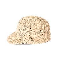 麦わら帽子キャップ