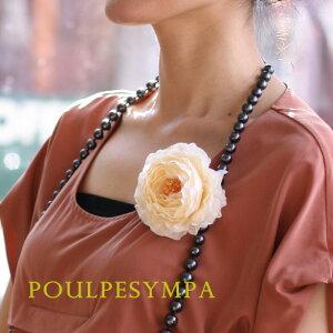 ラナンキュラスコサージュ【クリームイエロー】【結婚式】【送料無料】【花嫁】【白無垢】【打掛け】【ウェディングドレス】
