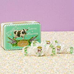 【Caffarel カファレル】 ラッテメンタ缶 キャンディ