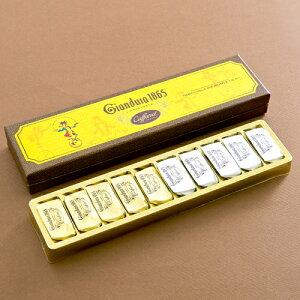 カファレル ボンビアッジョ デザイン チョコレート