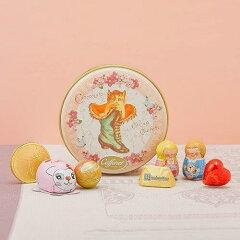 【Caffarel カファレル】 チョコラティーノ缶(ネコ) 2015秋冬デザイン チョコレー…