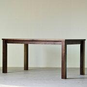 ハイスタンダードダイニングテーブル天板厚み25mm150×80cmオーダーサイズオーダー120130140150160170180無垢材ウォールナットチェリーオーク天然木木製会議テーブル食卓テーブルおしゃれ国産日本製大川家具120130140150160170180