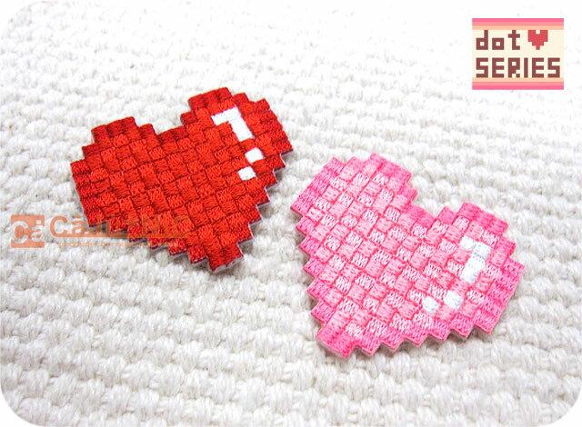 裁縫材料, ワッペン・アップリケ dot series.2newdesignCaJuNiC!