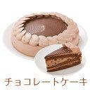 チョコレートケーキ 7号 21.0cm 約610g 12カットタイプ 誕生日ケーキ バースデーケーキ【ZK】 その1