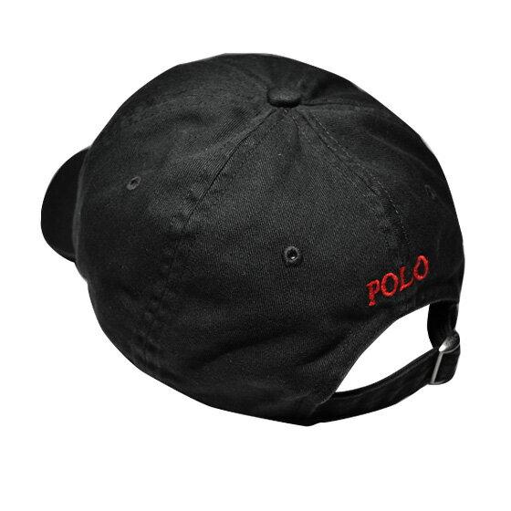 POLO RALPH LAUREN ポロ ラルフローレン キャップ 6色展開[黒 水色 紺 ベージュ 赤 白][ポロ・ラルフローレン ラルフローレン 帽子 cap][]ワンポイント ブランド 紫外線対策