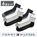 TOMMY HILFIGER トミーヒルフィガー メンズ 靴下 ソック...