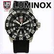 LUMINOX[ルミノックス]腕時計 ネイビーシールズ カラーマーク 3150 シリーズ 黒×白 [3151](NAVY SEAL STEEL COLORMARK 3150 SERIES)アナログ ダイバーズウォッチ 腕時計 メンズ レディース