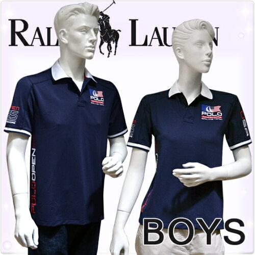 ラルフローレン ポロシャツ ボーイズ POLO RALPH LAUREN boys [レディース メンズ ユニセックス ...
