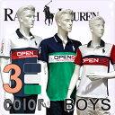 ラルフローレン ポロシャツ ビッグポニー ボーイズ POLO RALPH LAUREN boys [レディース メンズ ユニセックス ]大きいサイズ ブランド