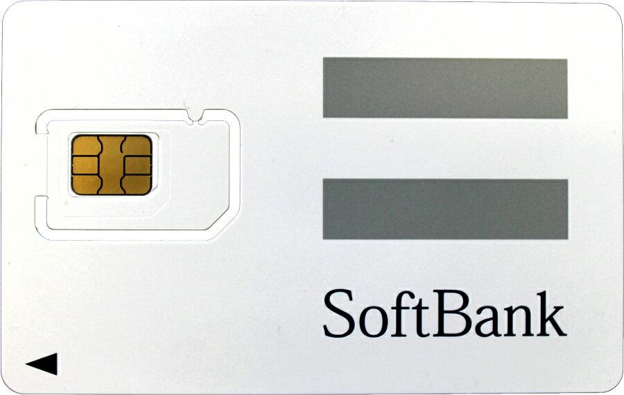 SoftBankプリペイドSIMカード 月/100GB 6ヶ月プラン 日本国内専用