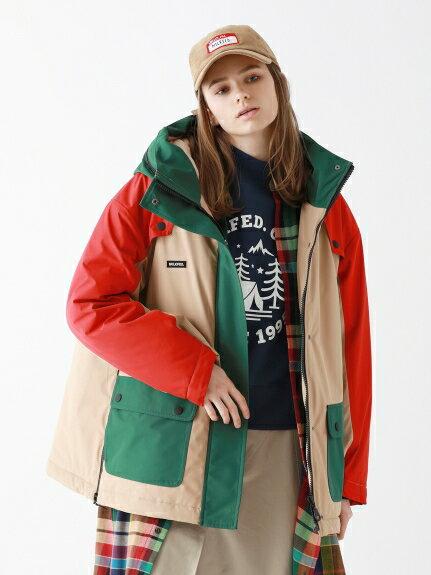 レディースファッション, コート・ジャケット MILKFED.()MOUNTAIN PUFFER JACKET