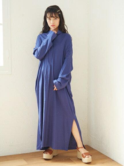 レディースファッション, ワンピース MILKFED.()STAND COLLAR DRESS