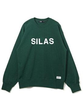 SILAS(サイラス)N.H.G. LOGO CREW
