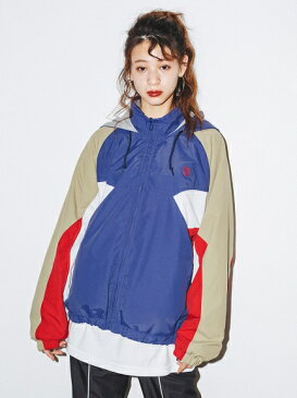 X-girl(エックスガール)【WEB限定】REVERSIBLE HOODED JACKET