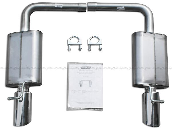 排気系パーツ, マフラー 2011y- 3.5L GIBSON 619693