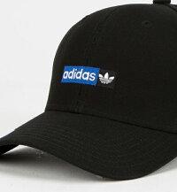 ADIDASアディダスオリジナルス正規品キャップ帽子ブラックEsudoTwoToneMensSnapbackHat-BLACK黒CL5238アメリカ買い付けインポートブランド海外買い付け正規[1019]