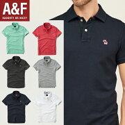 Abercrombie アバクロンビー フィッチ ポロシャツ アバクロ インポートブランド ポイント