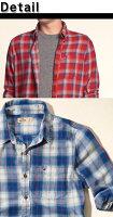 ホリスター正規品HOLLISTERCO.メンズカジュアルチェックシャツ長袖シャツPCHighwayShirt2色325-259