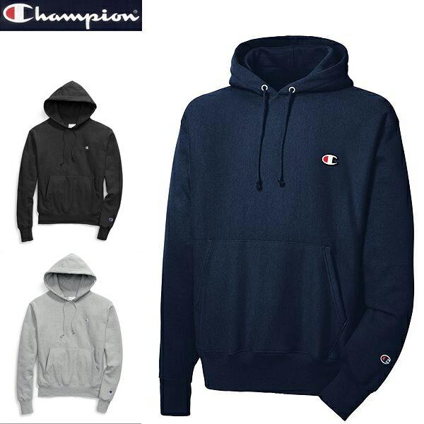 トップス, パーカー Champion Reverse Weave Pullover Hoodie GF68(Y06145)USA1118