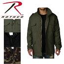 (ROTHCO)ロスコM-65FIELDJACKETキルティングライナーフィールドジャケットミリタリージャケットアウターM658238インポートブランド海外買い付け【楽ギフ_包装】【あす楽対応】[1017]