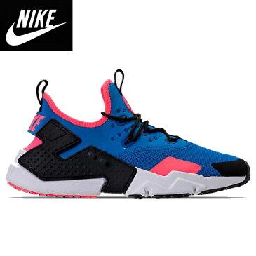 Nike ナイキ正規品スニーカーエアーハラチ ドラフトAir Huarache Drift Blue AH7334-403ブルーピンクインポートブランド海外買い付け正規[0319]