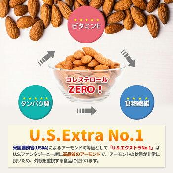 アーモンド栄養素