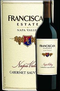 パーカーヴィンテージチャート フランシスカン・エステイト カベルネソーヴィニヨン ナパヴァレー Franciscan ナパバレー 赤ワイン カリフォルニア フランシスカン