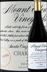 《マウント・イーデン》 シャルドネ エステイト サンタ クルーズ マウンテンズ [2013] Mount Eden Vineyards Estate Chardonnay Santa Cruz Mountains マウント エデン750ml [白ワイン カリフォルニアワイン]