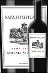 "●GW前発送分 《ナパハイランズ》 カベルネソーヴィニヨン ""ナパヴァレー"" [2015] Napa Highlands Cabernet Sauvignon ..."