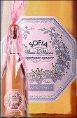 《ソフィア コッポラ》 ブラン・ド・ブラン スパークリングワイン [2015] フランシス フォード コッポラ Francis Ford Coppola Winery Sofia Blanc de Blancs Sparkling wine Monterey 750ml [白ワイン(白泡)] [カリフォルニアワイン]