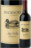 """《ダックホーン》 メルロー """"ナパ・ヴァレー"""" [2017] Duckhorn Vineyards (Wine Company) Merlot Napa Valley 750ml [ナパバレー赤ワイン カリフォルニアワイン専門店あとりえ ギフト 贈り物 お歳暮 誕生日プレゼント 高級"""