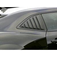Chevrolet/シボレーCAMARO/カマロクーペサイドウインドルーバーWILLPAK/ウィルパックスムースタイプ'10y〜'15y【アメ車パーツ】