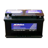 バッテリー 安心と信頼のACデルコ製 ACDelco LN4(GP94R/20-80) トップターミナル