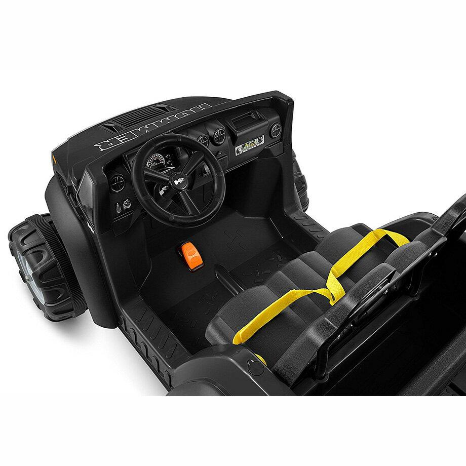 電動乗用 HUMMER/ハマー H2モデル ブラック 12V