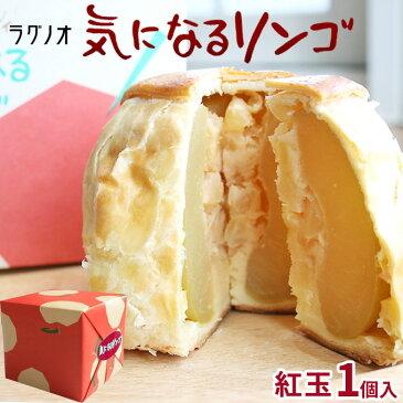 青森 りんご 丸ごと アップルパイ【気になるりんご1個 紅玉】ご当地アップルパイ!青森りんご丸ごとパイ包み [※SP]