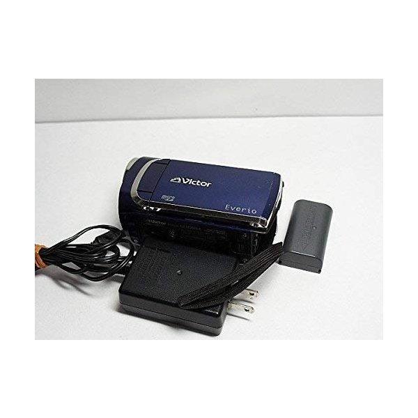 JVCケンウッド 60GBハードディスクムービー ロイヤルブルー GZ-MG840-A