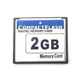 新品 2GB コンパクトフラッシュメモリー CFカード にも使えます
