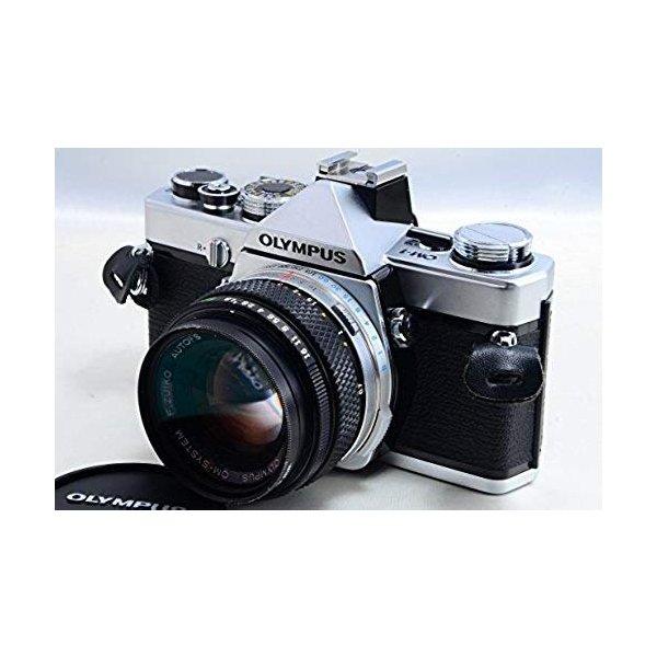 フィルムカメラ, フィルム一眼レフカメラ 101925 4000OFF 10203!! OLYMPUS OM-1 OM 50mm 1.8
