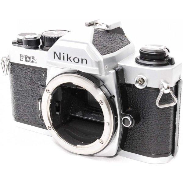 フィルムカメラ, コンパクトフィルムカメラ  Nikon NEW FM2