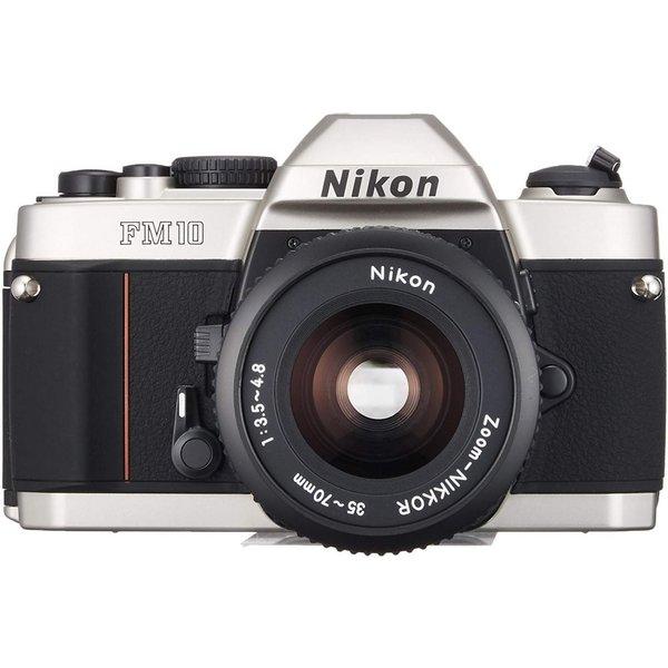 フィルムカメラ, フィルム一眼レフカメラ  Nikon FM10 1
