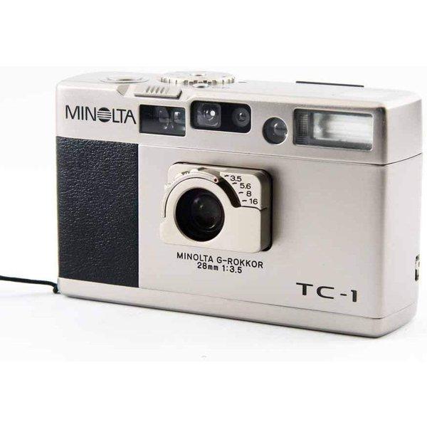 デジタルカメラ, コンパクトデジタルカメラ 101925 4000OFF 10203!! MINOLTA TC-1