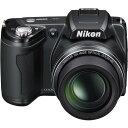 ニコン Nikon デジタルカメラ COOLPIX クールピクス L110 ブラック
