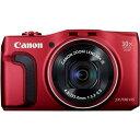 キヤノン Canon デジタルカメラ Power Shot SX700 HS レッド 光学30倍ズーム PSSX700HS RE
